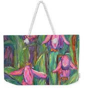 Chinese Orchids Weekender Tote Bag
