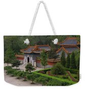 Chinese Palace Weekender Tote Bag