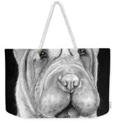 Chinese Sharpei Weekender Tote Bag