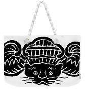 Chinese Symbol: Luck Weekender Tote Bag