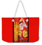 Chinese Tapestry Weekender Tote Bag