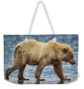 Chinitna Bay Brown Bear Weekender Tote Bag