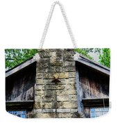 Chinney With A Heart Weekender Tote Bag