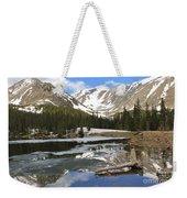 Chinns Lake Reflections 3 Weekender Tote Bag