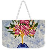 Chinoiserie Planter Weekender Tote Bag