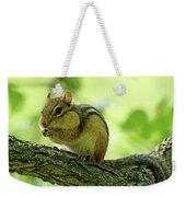 Chipmunk Cheeks Weekender Tote Bag