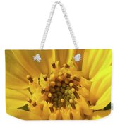 Chipmunk Planting - Sunflower Weekender Tote Bag