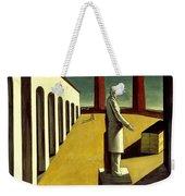 Chirico: Enigma, 1914 Weekender Tote Bag