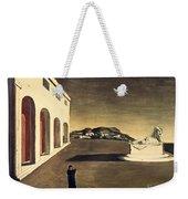 Chirico: Melancolie, 1913 Weekender Tote Bag
