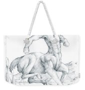 Chiron The Centaur Weekender Tote Bag