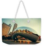 Chitown Bean Weekender Tote Bag