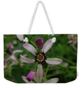 Chock Cherry Flower Weekender Tote Bag