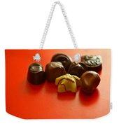 Chocolate Delight Weekender Tote Bag