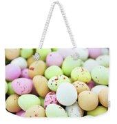 Chocolate Eggs Weekender Tote Bag