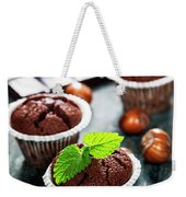 Chocolate Muffins Weekender Tote Bag