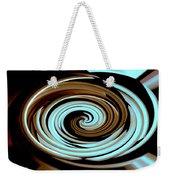 Chocolate Swirls Weekender Tote Bag