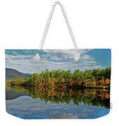 Chocorua Lake Reflection Weekender Tote Bag