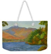 Chocorua Weekender Tote Bag by Sharon E Allen