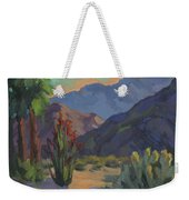 Cholla At Smoketree Ranch Weekender Tote Bag