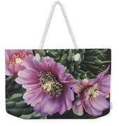 Cholla Flowers Weekender Tote Bag