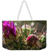 Cholla With Wasp Weekender Tote Bag