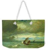 Choppy Sea 1870 Weekender Tote Bag