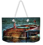 Chris Craft Continental - 1958 Weekender Tote Bag