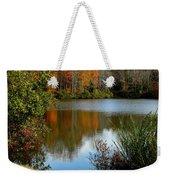 Chris Greene Lake - Reflections Weekender Tote Bag