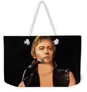 Young Chris Norman Weekender Tote Bag