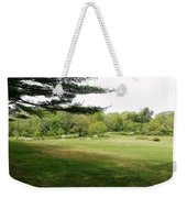 Christ And Nature  Weekender Tote Bag