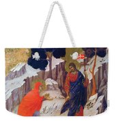 Christ Appearing To Mary 1311 Weekender Tote Bag