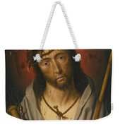 Christ As The Man Of Sorrows Weekender Tote Bag
