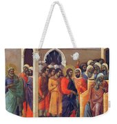 Christ Before Caiaphas 1311 Weekender Tote Bag