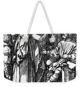 Christ Before Herod 1509 Weekender Tote Bag
