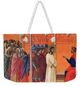 Christ Before Pilate 1311 Weekender Tote Bag