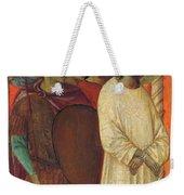 Christ Before Pilate Fragment 1311 Weekender Tote Bag