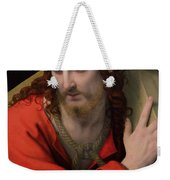 Christ Carrying The Cross Weekender Tote Bag