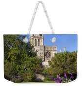 Christ Church Cathedral Oxford University Uk Weekender Tote Bag