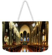 Christ Church Cathedral Victoria Canada Weekender Tote Bag