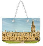 Christ Church College Oxford Weekender Tote Bag