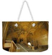 Christ Church Hall Entry Weekender Tote Bag