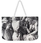 Christ Crowned With Thorns 1512 Weekender Tote Bag