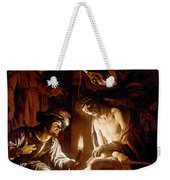 Christ Crowned With Thorns Weekender Tote Bag