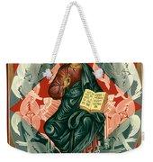 Christ Enthroned - Rlcen Weekender Tote Bag