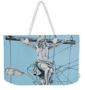 Christ From Mexico Weekender Tote Bag