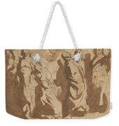 Christ Healing The Paralytic Weekender Tote Bag