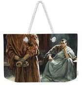 Christ In Front Of Pontius Pilate Weekender Tote Bag