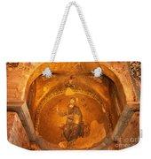 Christ Mosaic Weekender Tote Bag