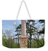 Christ Of The Ohio Weekender Tote Bag