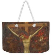 Christ On The Cross  Weekender Tote Bag